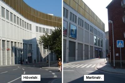 Parkleitsystem Dortmund